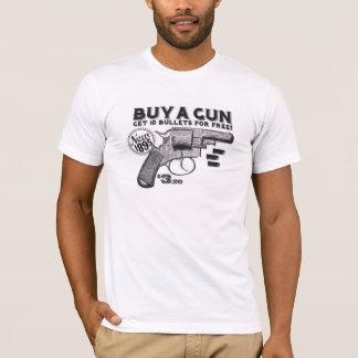 """""""銃"""" Tシャツ"""