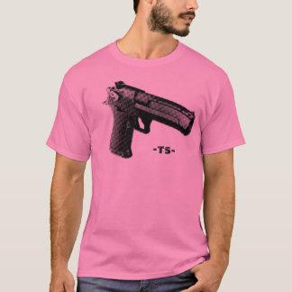 銃、- TS Tシャツ