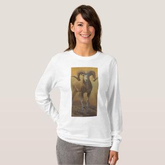 銃GaluutのArgaliのラム Tシャツ
