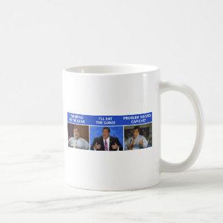 銃zz.pngを食べて下さい コーヒーマグカップ