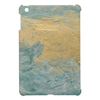 銅のターコイズの模造のな終わり iPad MINI カバー