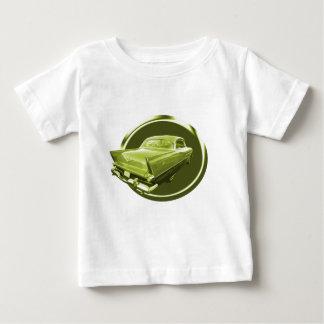銅のプリマス ベビーTシャツ