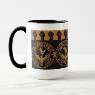 銅山のHalfpipers連合 マグカップ