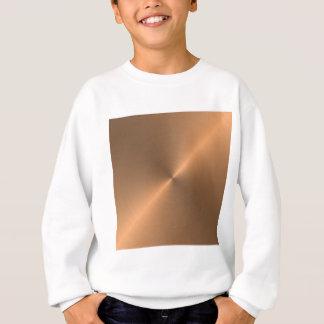 銅 スウェットシャツ