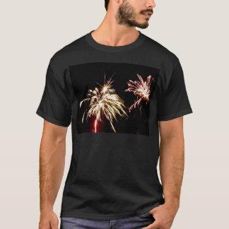 鋭いライト Tシャツ