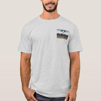 鋭い建築 Tシャツ
