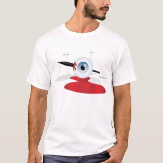 鋭い棒 Tシャツ