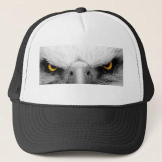 鋭い目のトラック運転手の帽子 キャップ