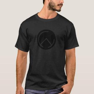 鋭いTシャツのデザイン Tシャツ