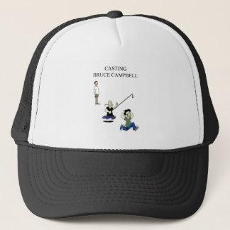 鋳造のブルースキャンベルの野球帽 キャップ
