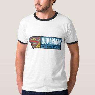 鋼鉄の人 Tシャツ