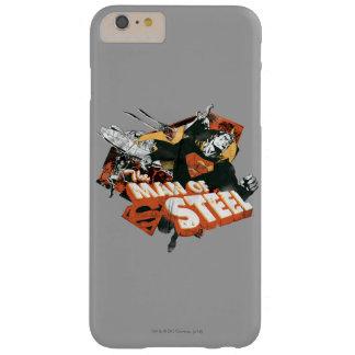 鋼鉄コラージュの人 スキニー iPhone 6 PLUS ケース