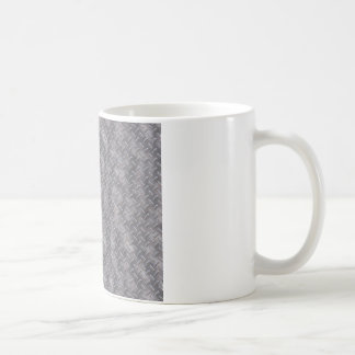 鋼鉄ダイヤモンドのプレート コーヒーマグカップ