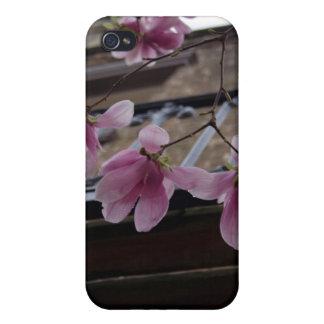 鋼鉄マグノリア iPhone 4/4S COVER