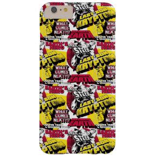 鋼鉄赤くの人および黄色 スリム iPhone 6 PLUS ケース