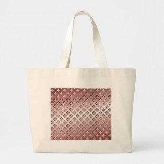 鋼鉄金属の光沢のある素晴らしいデジタル芸術美しいLigh ラージトートバッグ