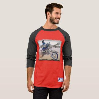 鋼鉄雷石及びロール2 Tシャツ