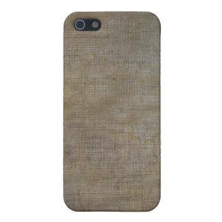錆ついたキャンバス iPhone SE/5/5sケース