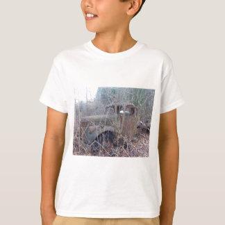 錆ついたクラシック Tシャツ
