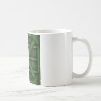 錆ついた容器-緑- コーヒーマグカップ