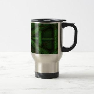 錆ついた容器-緑- トラベルマグ