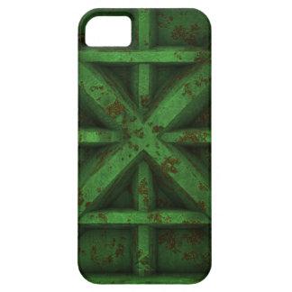 錆ついた容器-緑- iPhone SE/5/5s ケース