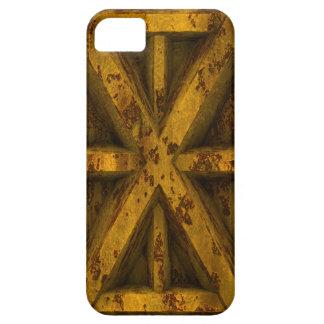 錆ついた容器-黄色- iPhone SE/5/5s ケース