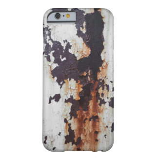 錆ついた皮のペンキ BARELY THERE iPhone 6 ケース