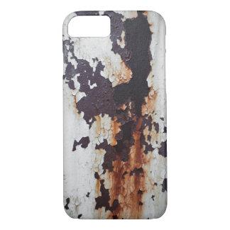 錆ついた皮のペンキ iPhone 8/7ケース