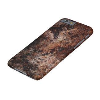 錆ついた質の抽象芸術のラットの芸術IPHONE 6Sの懸命の場合 BARELY THERE iPhone 6 ケース