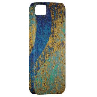 錆ついた金属の芸術 iPhone SE/5/5s ケース