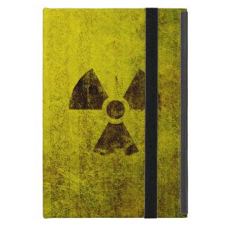 錆つかせた放射性記号 iPad MINI ケース