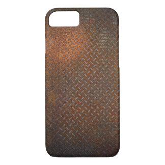 錆つかせた点検のプレートのiPhone 7の場合 iPhone 8/7ケース