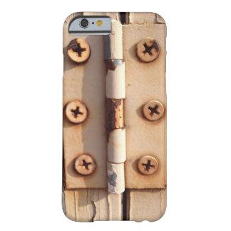 錆つかせた納屋の蝶番 BARELY THERE iPhone 6 ケース