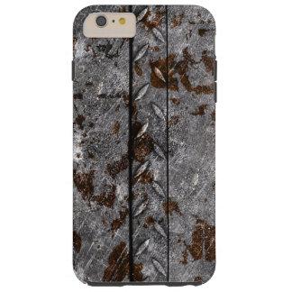錆つかせた金属のiPhoneの場合 iPhone 6 Plus タフケース