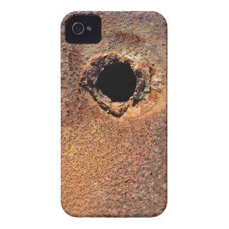 錆の穴 Case-Mate iPhone 4 ケース