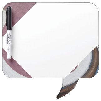 錆またはRost芸術の渦巻01.02色 ホワイトボード