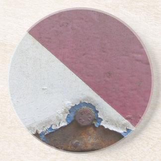 錆またはRost芸術の色 コースター