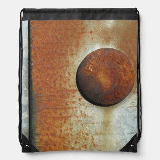 錆Ob1.01のRost芸術の色 ナップサック
