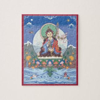錫- Padmasambhava (Tibのパズル: 教祖Rinpoche) ジグソーパズル
