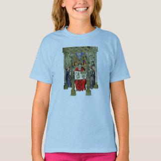 錬金術および密閉芸術の本 Tシャツ