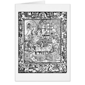 錬金術の団体沿革カード カード