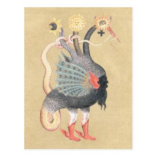 錬金術の大蛇色 ポストカード