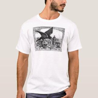 錬金術の実験室のTシャツ Tシャツ
