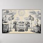 錬金術の神の天使 ポスター