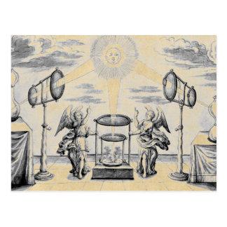 錬金術の神のArcana ポストカード
