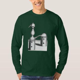 錬金術の蒸留は前部および背部に用具を使います Tシャツ