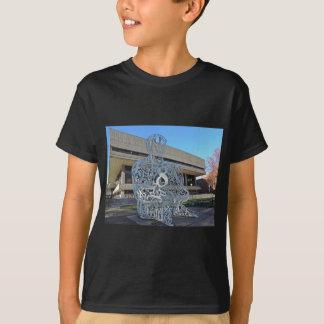 錬金術師の彫刻 Tシャツ