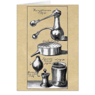 錬金術師の記号そして用具 カード