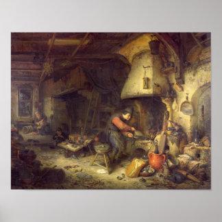 錬金術師1611年 ポスター